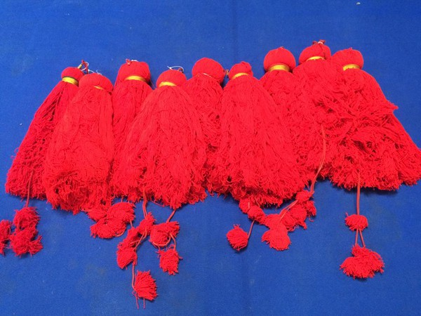 Fabric  Tassels for sale