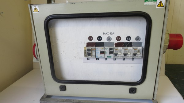 outdoor Power Distribution unit