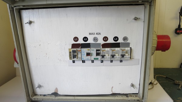 used outdoor Power Distribution unit