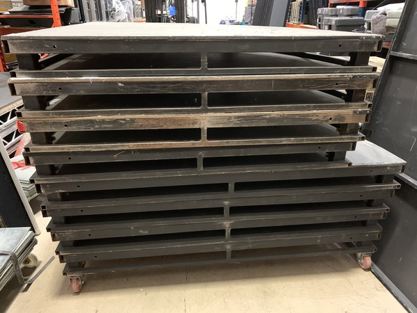 Circular Stage for sale