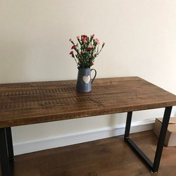 NEW Industrial Style Dining Table