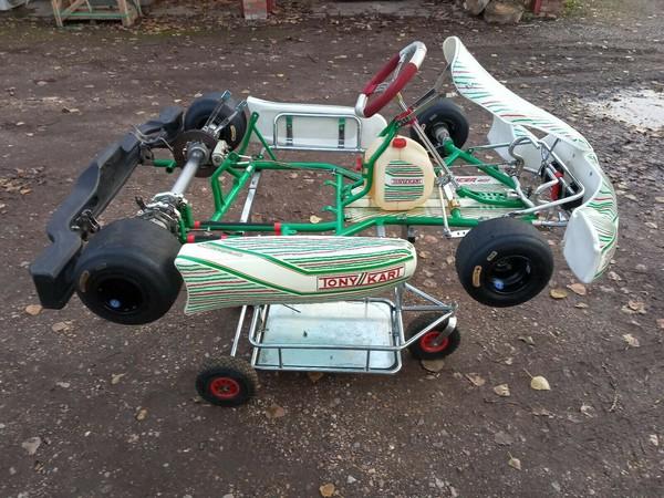 Kart chassis