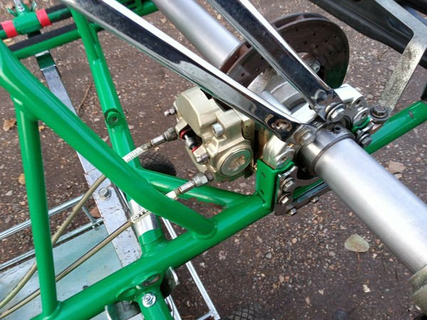 Secondhand chassis for sale