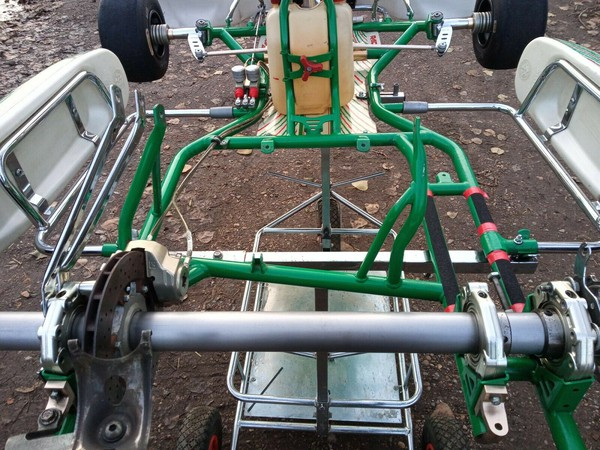 Tonykart chassis for sale
