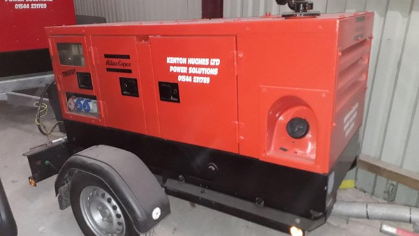 second hand 20kva generator
