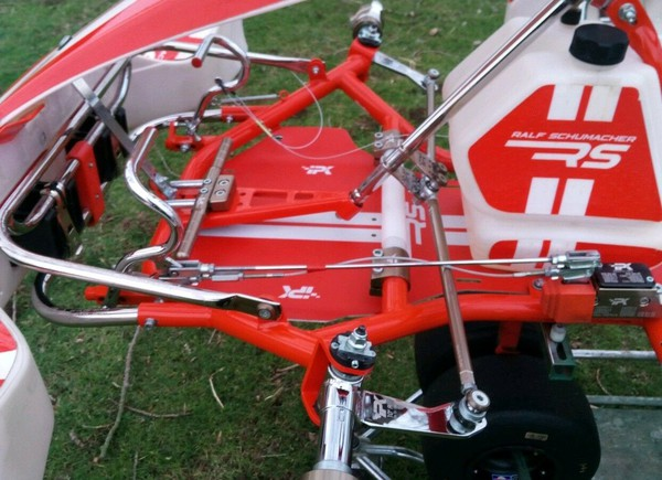Kart Rolling Chassis 2018