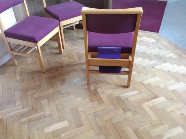 Linking Church Chairs