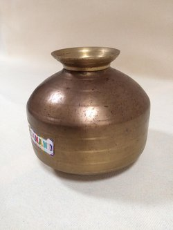 Indian Style Brass PoTS