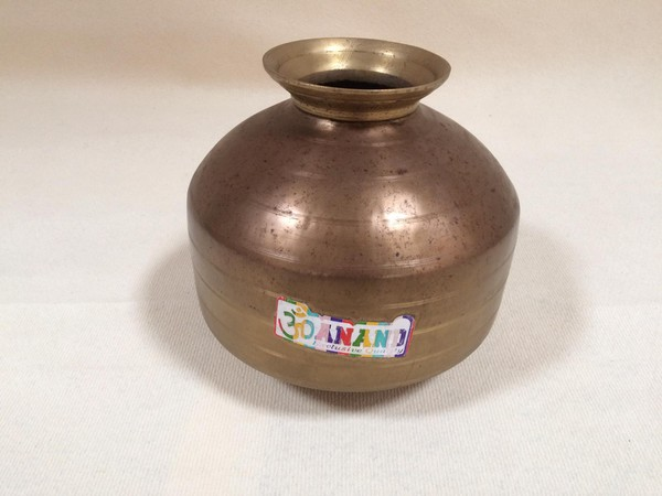 Second hand brass pots for sale