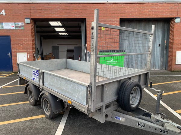 Ifor williams 10Ft x 5Ft trailer for sale