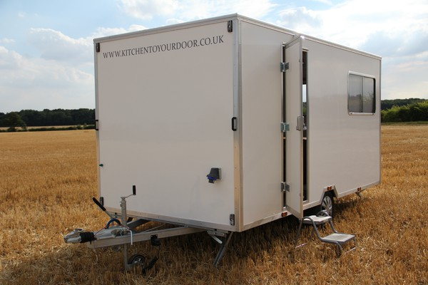 second hand catering trailers