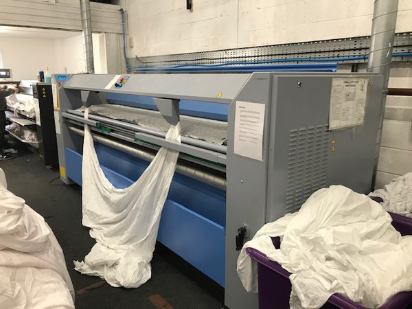 Single Operator Ironer for sale