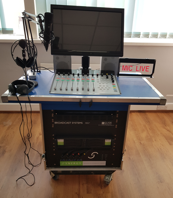 Clyde Broadcast Unit