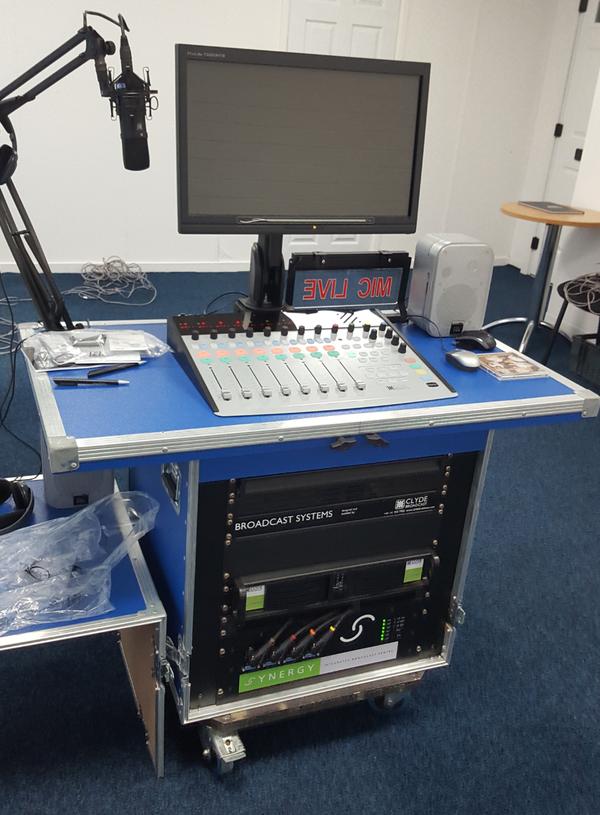 Secondhand Broadcast Unit