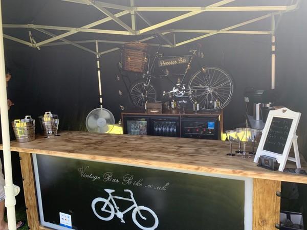 Used Vintage Bar Bike Business