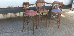 Fanback High Bar Chairs - Gunthorpe, Nottinghamshire