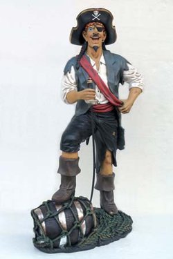 Pirate for sale