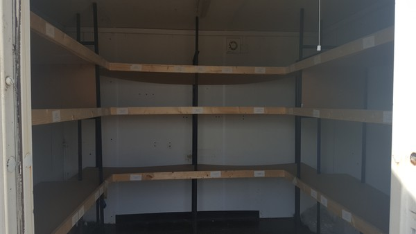 used 20ft x 6ft container for sale