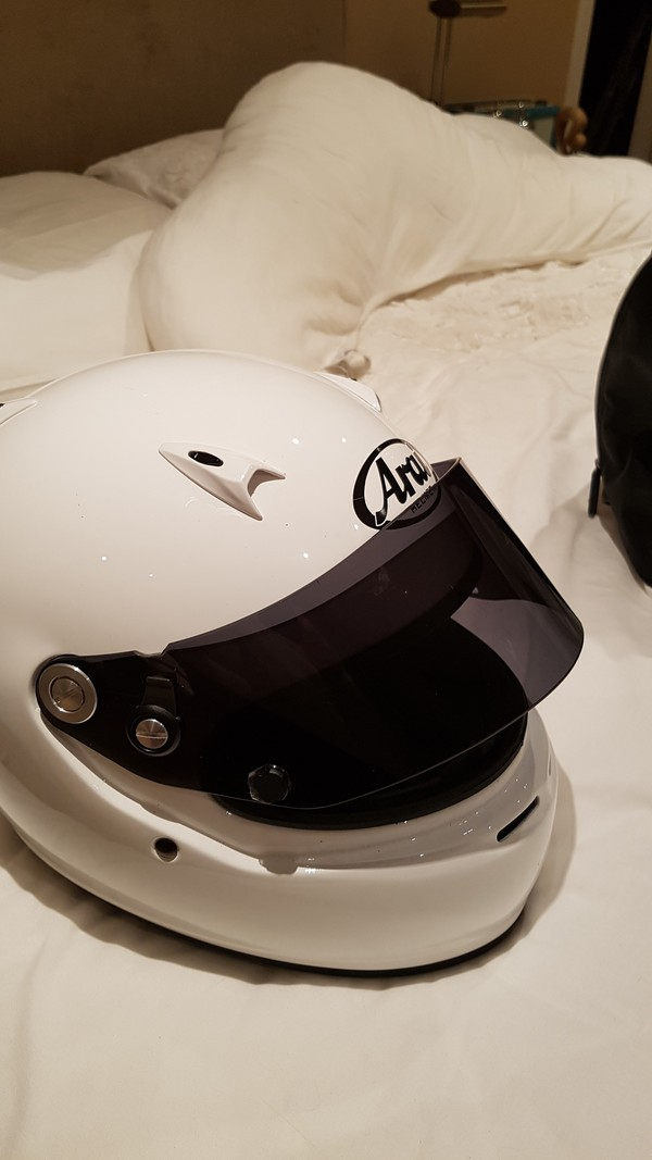 Full Face Karting Helmet