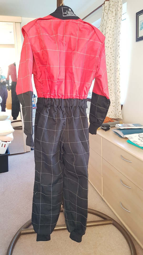 Second Hand Gatellie Kart Suit Small