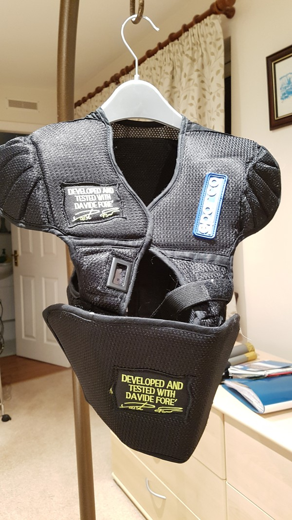 Secondhand Body Protector for sale