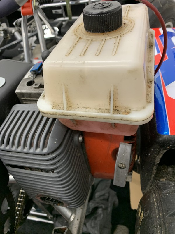 Second Hand Bambino Kart For Sale