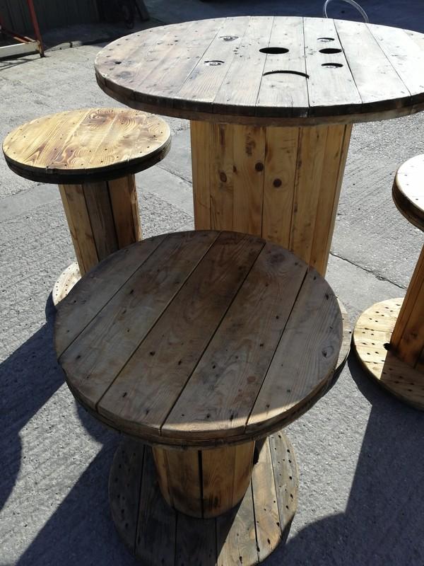 Secondhand furniture