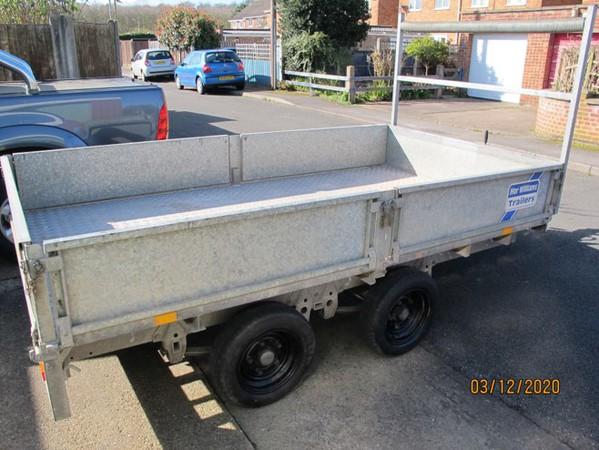 Drop side trailer for sale