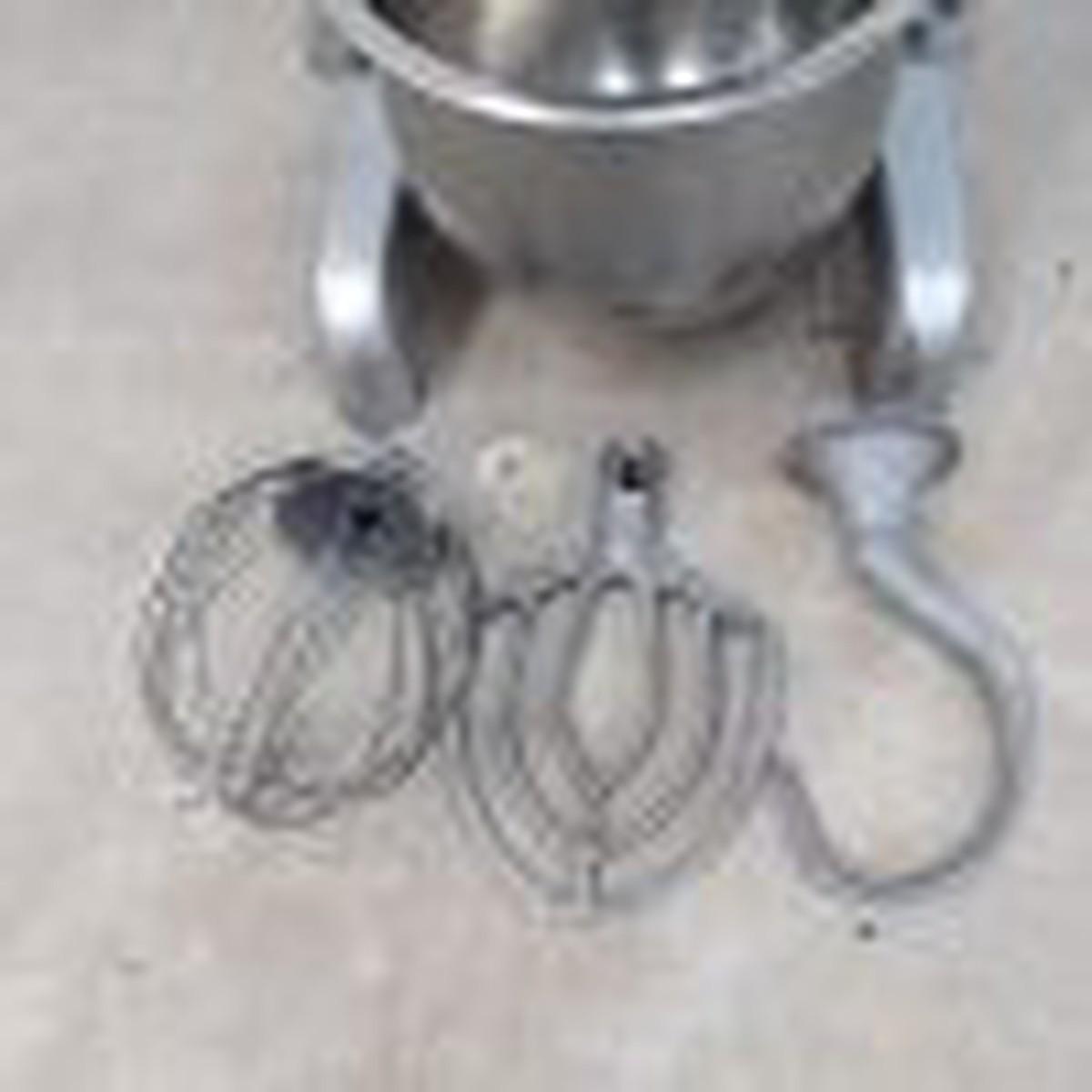 Secondhand Catering Equipment | Mixers | Hobart 20QT Mixer ...