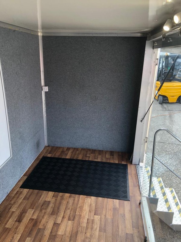 Walk in show trailer for sale