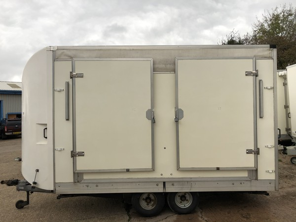 Small show trailer for sale