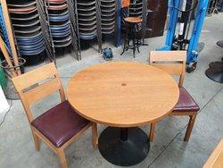Oak table tops for sale