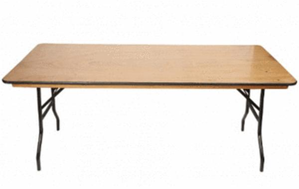 6ft Trestle Tables For Sale