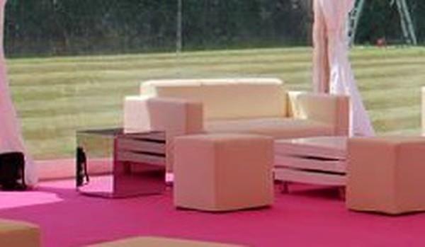 Marquee furniture
