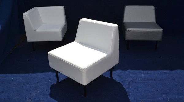 Modular Square corner chair for sale