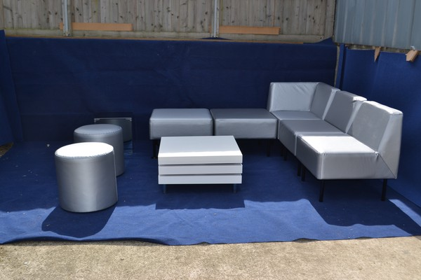 Round Cube seating for sale