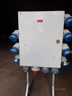 Distribution Board 63a 3x Phase for sale
