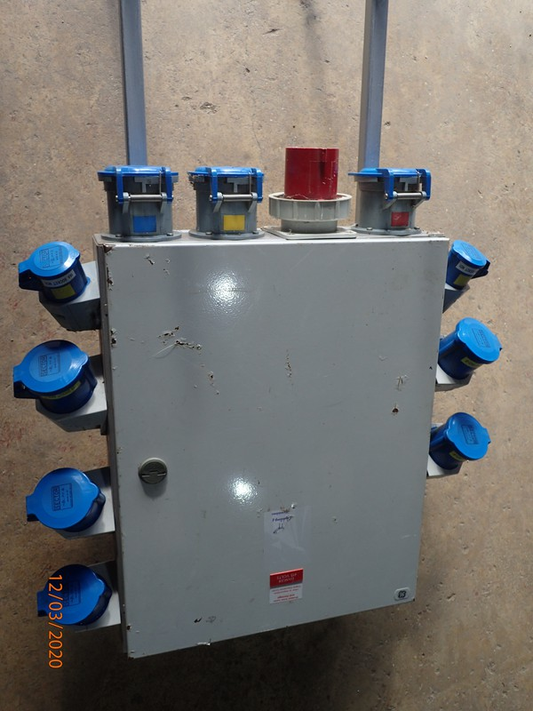 3 phase Distribution Board for sale