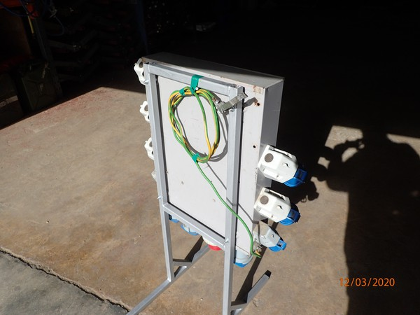 second hand Distribution Board 63a 3x Phase - Oxfordshire