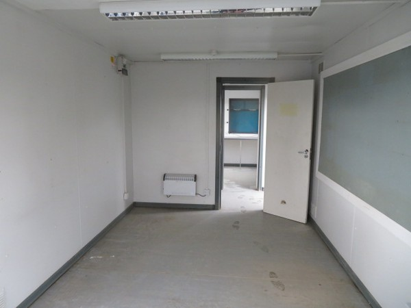 Anti vandal Canteen office
