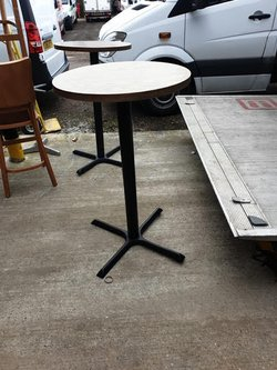 Solid Oak High Tables For Sale