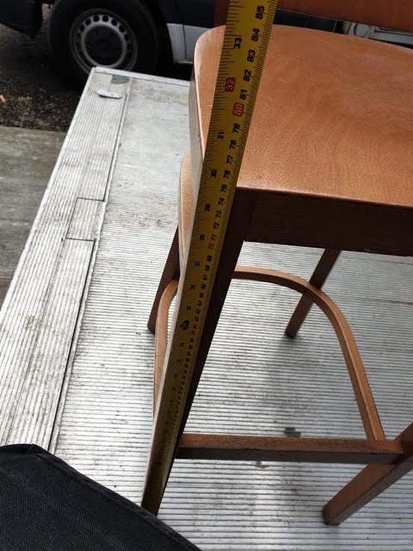 second hand high bar stools
