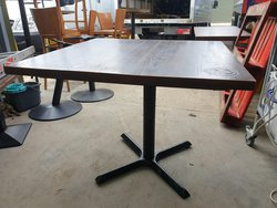 Wooden restaurant tables for sale
