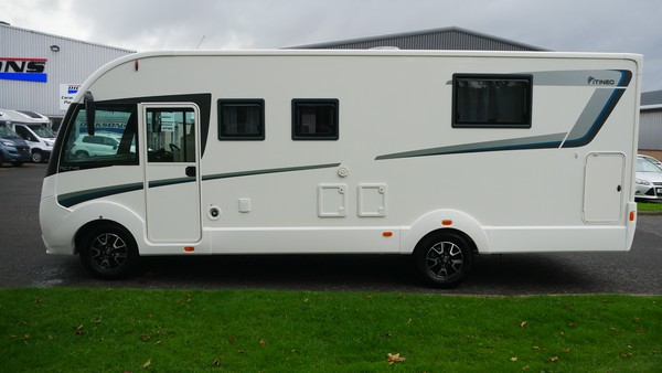 Itineo RC740 140bhp 4 Berth - Perth, Scotland 1
