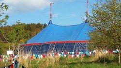 21m x 14m Big Top Circus Tent
