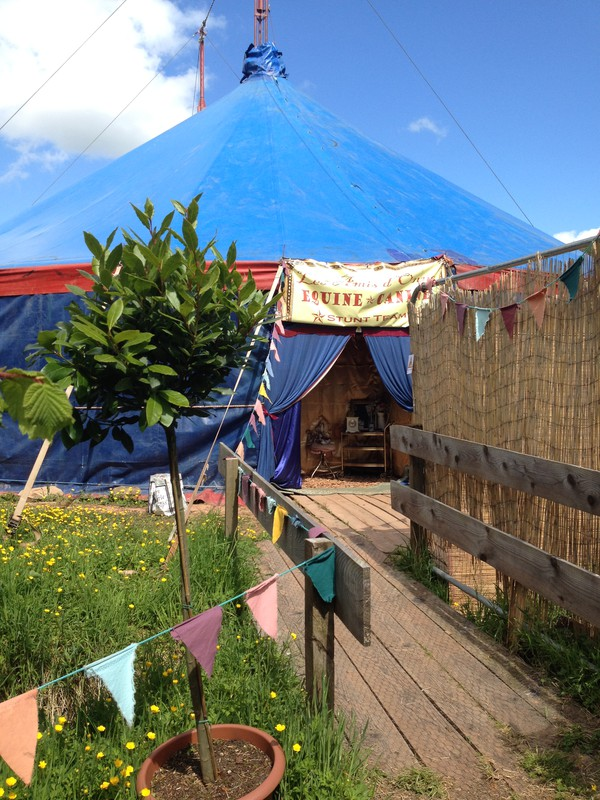 Second Hand  Big Top Circus Tent for sale