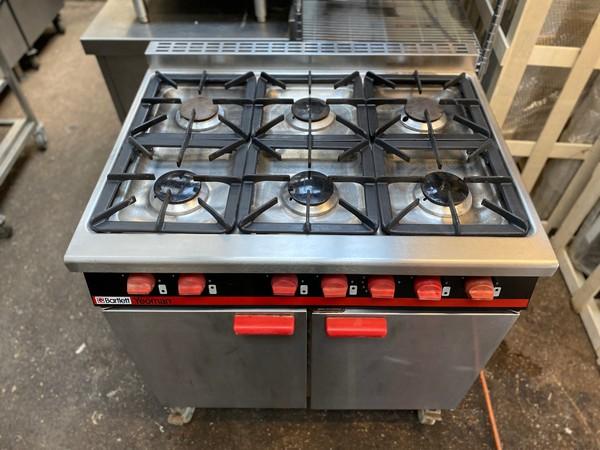 6 Burner Oven Range cookers for sale