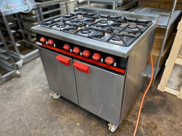 Bartlett LPG ovens for sale