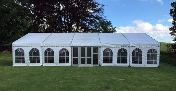 Clearspan Marquee Business 9 x 24m