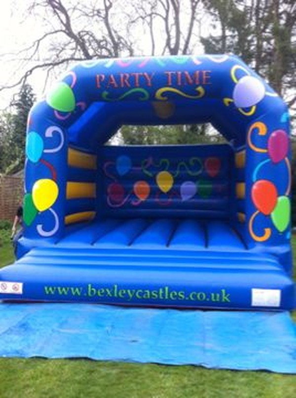 Castle hire business for sale